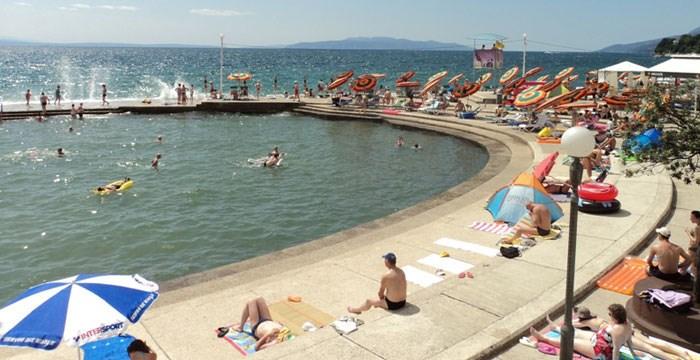 le pi u00f9 belle spiagge di ghiaia in croazia